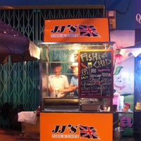 Photo taken at JJ's Fish & Chips by Jamie S. on 6/28/2013