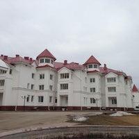 Photo taken at Волга База отдыха by Alexander N. K. on 5/3/2013