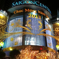 Photo taken at Saigon Centre by Pavel Y. on 2/18/2013