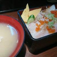 Photo taken at 海鮮丼 いちば by kenjin . on 1/1/2017