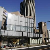 Photo taken at 香里園かほりまちガーデン KAORI-MACHI GARDEN by kenjin . on 4/1/2014