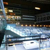 Photo taken at Osaka Station by kenjin . on 2/11/2013
