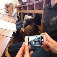 Photo taken at 237 Аудитория by Станислав С. on 10/9/2013