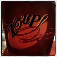 Photo taken at Zoup! by Toni-Lynn K. on 3/8/2013