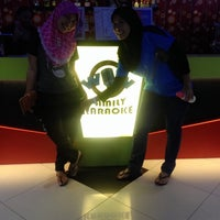 Photo taken at Airport Sports Complex Wow Box Karaoke by Babyb M. on 6/8/2014