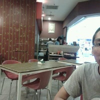 Photo taken at Bamboo De Cafe by Azfaar S. on 3/31/2013