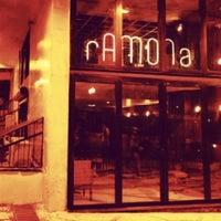 Foto tirada no(a) Ramona por Alexandre C. em 11/26/2012