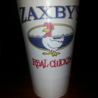 Photo taken at Zaxby's Chicken Fingers & Buffalo Wings by Amanda B. on 5/29/2013