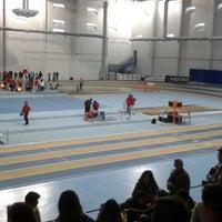 Foto tomada en Centro De Tecnificación De Atletismo Antequera 6° Centenario por Enrique V. el 2/23/2013
