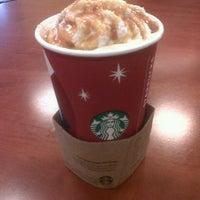 Photo taken at Starbucks by Stefanie B. on 11/3/2012