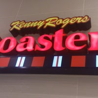 Photo taken at Kenny Rogers Roasters by Ярослава on 5/12/2013