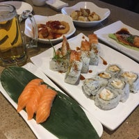 Photo taken at 168 Sushi Buffet Waterloo by Kyle P. on 3/26/2017
