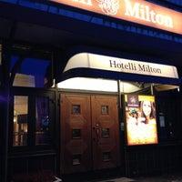 Photo taken at Hotelli Milton by PavleG K. on 2/9/2014