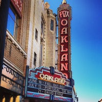 Photo taken at Fox Theater by LeO S. on 6/17/2013