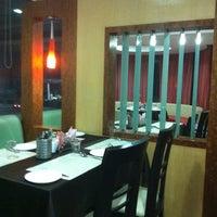 Photo taken at Darshan hotel by Mitesh T. on 12/30/2012