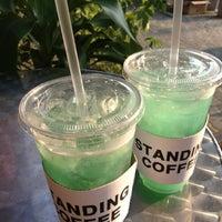 Photo taken at STANDING COFFEE by YuJin J. on 8/21/2013