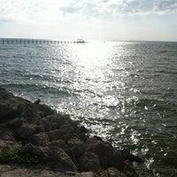 Photo taken at Apollo Beach, FL by Ali B. on 3/19/2013