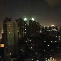 Photo taken at Crowne Plaza Shanghai | 上海银星皇冠酒店 by Robert v. on 11/11/2012