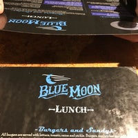 Photo taken at Blue Moon by Jennifer O. on 3/26/2017
