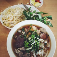 Photo taken at Saigon Pho by Alison P. on 1/19/2016