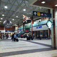Photo taken at Halifax Stanfield International Airport (YHZ) by James L. on 5/3/2013
