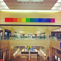 Photo taken at NorthPark Center by Rondo E. on 11/9/2012