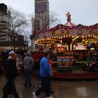 Photo taken at Weihnachtsmarkt an der Gedächtniskirche by 🌸 Manu 🌸 on 12/15/2013