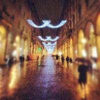 Photo taken at Via Indipendenza by Sabato L. on 12/2/2012