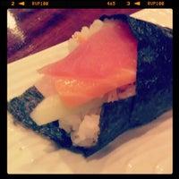 Photo taken at Sake Cafe by Craig F. on 1/12/2013