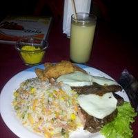Photo taken at Restaurante Ilha Bela by Thais L. on 11/29/2012