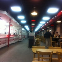 Photo taken at Five Guys by Fahad M. on 11/19/2012