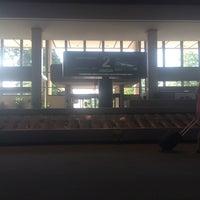 Photo taken at Norfolk International Airport Baggage Claim by Smokey C. on 7/30/2014