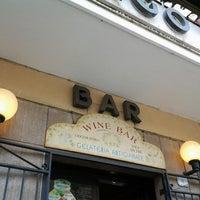 Photo taken at Wine Bar Gelateria by Raffaella A. on 5/26/2013