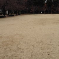 Photo taken at 靭公園犬のお散歩 by Bob ボ. on 2/5/2013