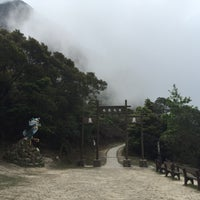 Photo taken at Lantau Trail (Section 3) 鳳凰徑(第三段) by Bob ボ. on 4/3/2016