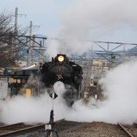 Photo taken at Umekoji Steam Locomotive Museum by Bob ボ. on 2/9/2013