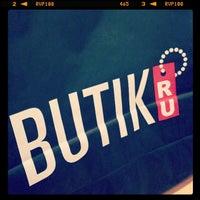 Снимок сделан в BUTIK. пользователем Александр Д. 7/4/2013