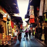 Photo taken at Athens Flea Market by Samir A. on 9/20/2012