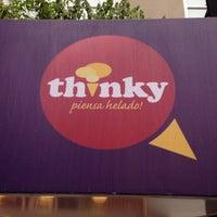 Photo taken at Thinky by Emilio V. on 3/2/2014
