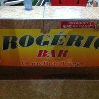Photo taken at Rogério Bar by Guerlan X. on 3/9/2013