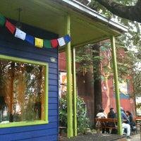 Photo taken at Café La Última Frontera by Nelson H. on 3/2/2013