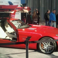 Photo taken at Mercedes-Benz At Philly Auto Show by Kelly P. on 1/27/2013