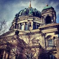 3/18/2013 tarihinde Pedro S.ziyaretçi tarafından Berlin Katedrali'de çekilen fotoğraf