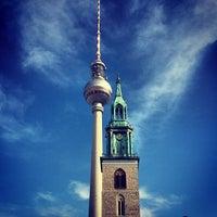 Das Foto wurde bei Alexanderplatz von Pedro S. am 3/18/2013 aufgenommen