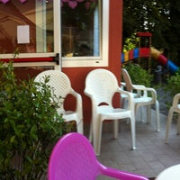 Photo taken at Lalu Gelateria by Andrea V. on 8/14/2013