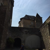 Photo taken at Chateau d'Estaing by Christian F. on 8/15/2017