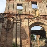 Photo taken at Convento Santo Domingo by Christian F. on 1/18/2018