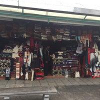 Photo taken at Tierra Andina (Mercado Artesanal La Mariscal) by Christian F. on 3/8/2018