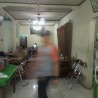 Photo taken at Rumah Makan Berkah Masakan Betawi by Farry A. on 11/9/2012