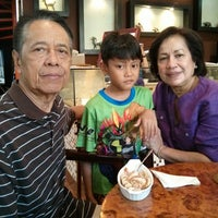 Photo taken at Aprilia Coffee and Pastry by Farry A. on 8/29/2013